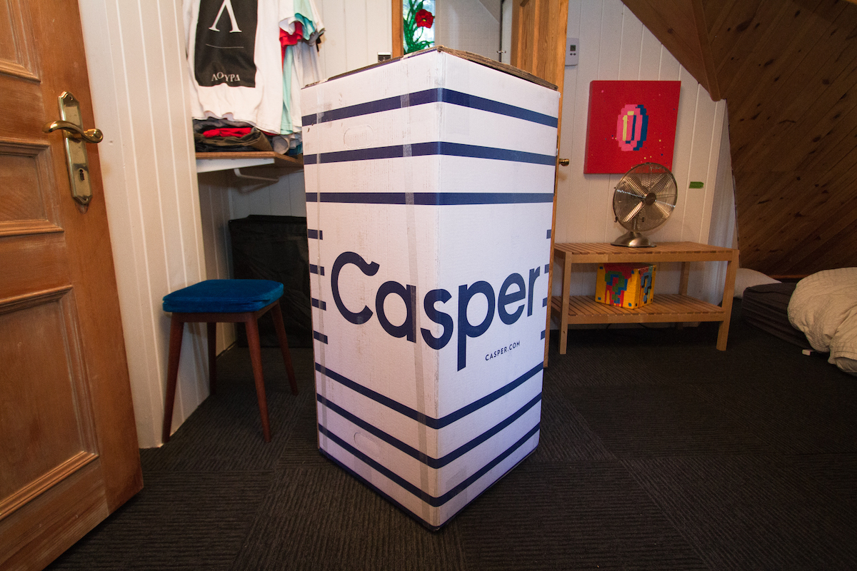 here s what every airbnb host should know about a casper mattress