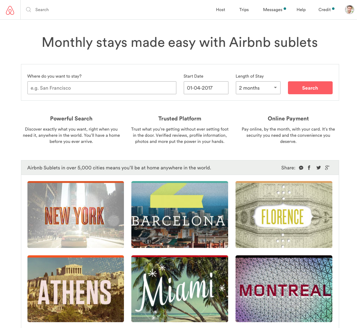 Airbnb Host Tips Sublets