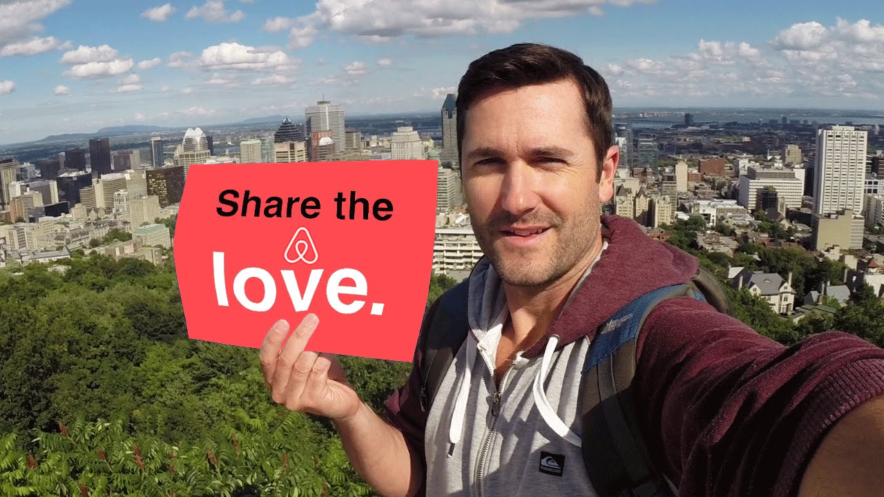 airbnb course share the love